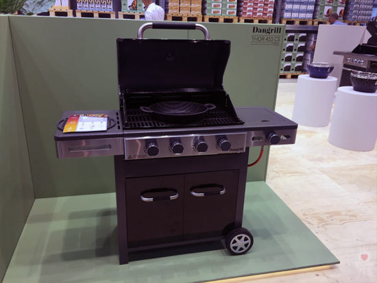 Dangrill Thor 410 CS