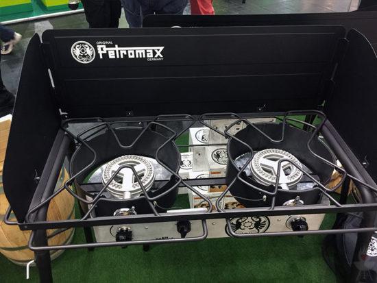 Petromax Feuertopf-Tisch Gas