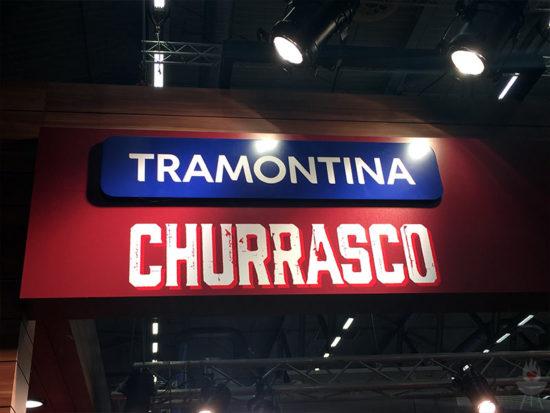 Tramontina-Schild