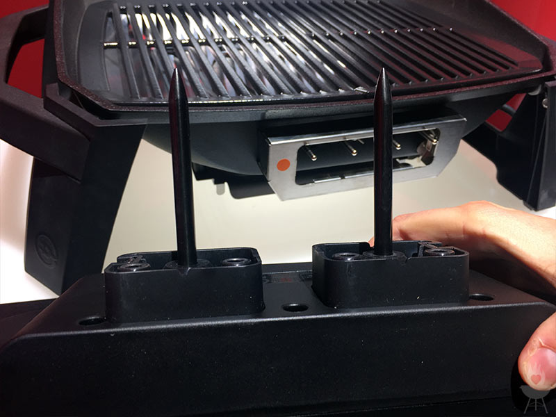 Weber Elektrogrill Temperatur : Fotos und erste infos zum weber pulse u a feuer glut und herzblut