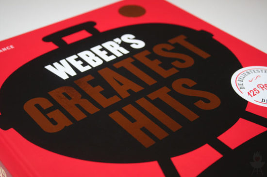 Weber's Greatest Hits Schriftzug