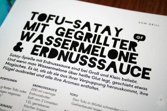 Vegan Grillen: Genial gut Rezept Tofu-Satay