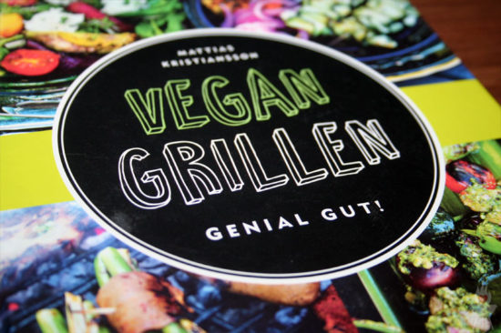 Vegan Grillen: Genial gut Titel