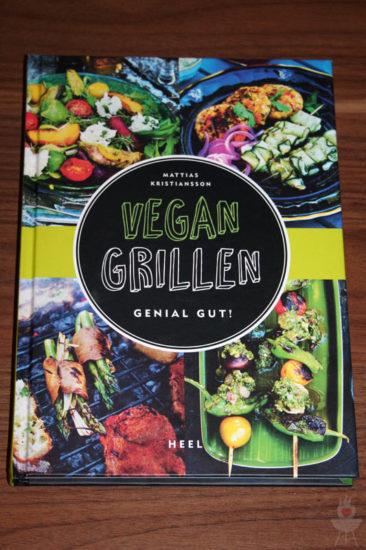 Vegan Grillen: Genial gut Hochkant