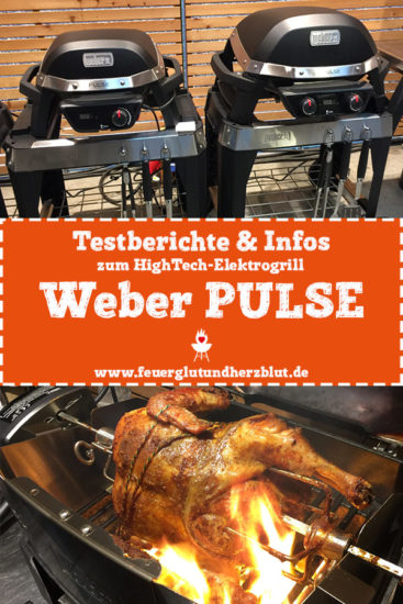 Pinterest Weber PULSE
