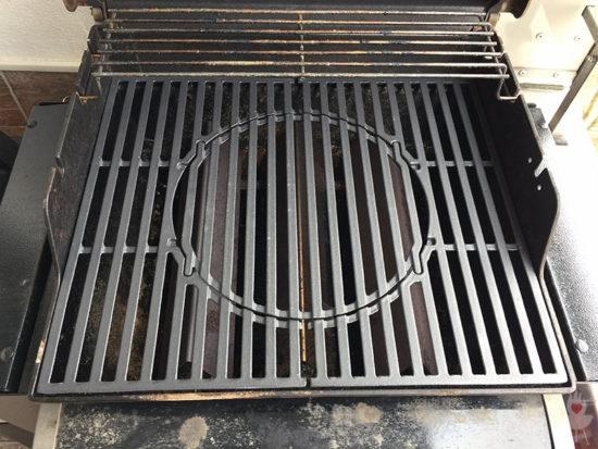 Weber GBS (Gourmet BBQ System)