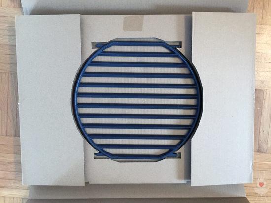 Weber GBS (Gourmet BBQ System) Grillrost-Einsatz verpackt