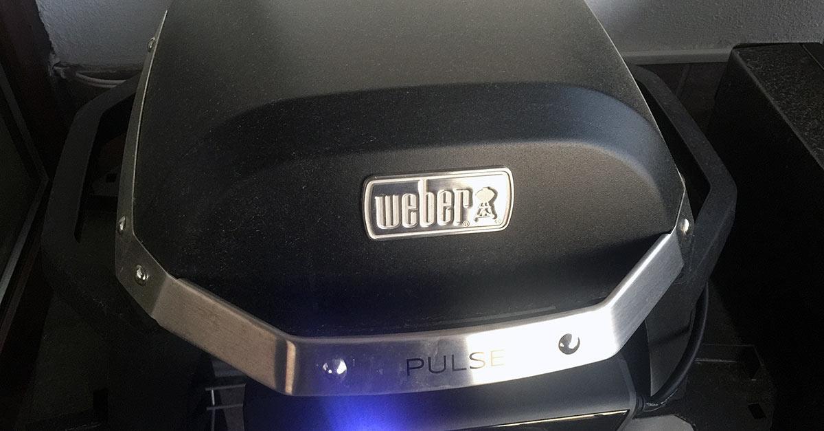 Weber Elektrogrill Buch : Weber pulse indirekt grillen u a feuer glut und herzblut