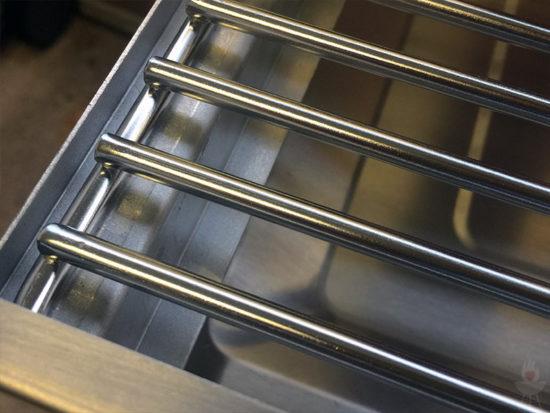 Beef Maker Grillrost Nahaufnahme
