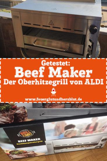 Getestet: Beef Maker - Der Oberhitzegrill von ALDI