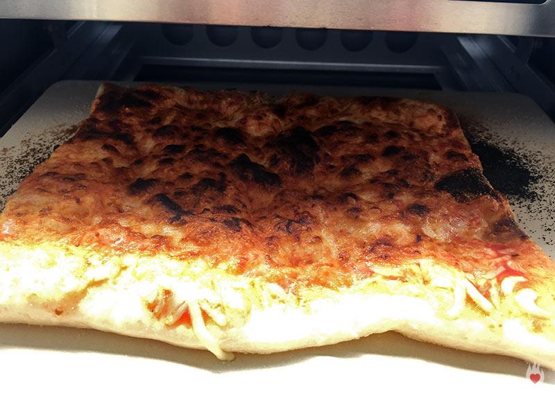 Enders Gasgrill Pizza : Santos premium pizzastein rund cm Ø bis grad für
