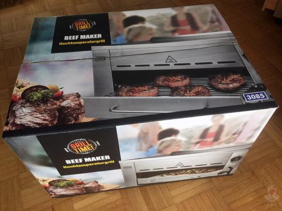 Beef Maker Verpackung