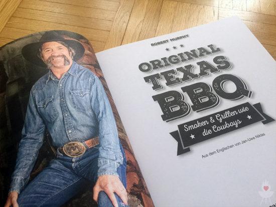 Original Texas BBQ - Erste Seite