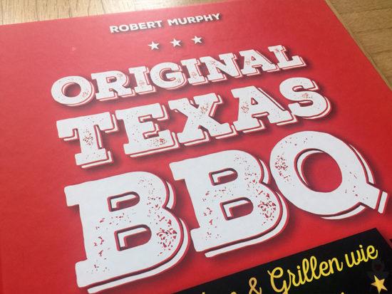 Original Texas BBQ - Titelschrift