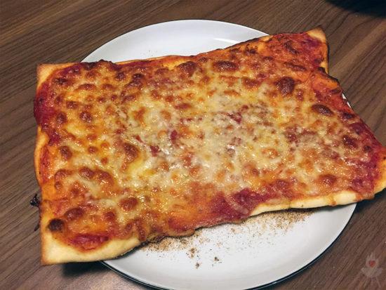 Pizza-Cover/Pizzaaufsatz grillrost.com Teller Pizza