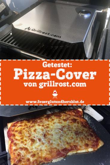 Das Pizza-Cover von grillrost.com im Test
