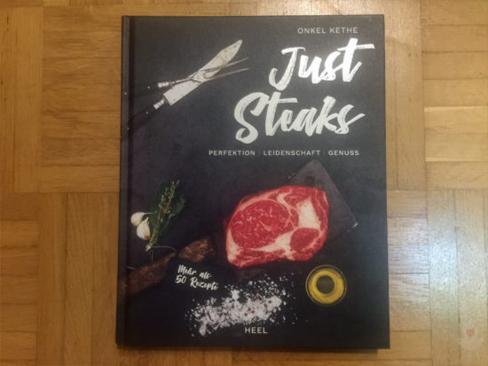 Just Steaks Cover