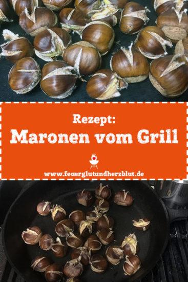 Rezept: Maronen vom Grill