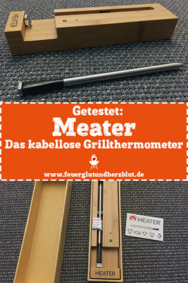 Getestet: Meater - Das kabellose Grillthermometer
