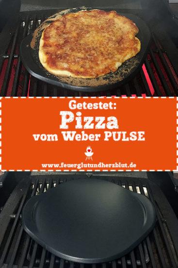 Getestet: Pizza vom Weber PULSE