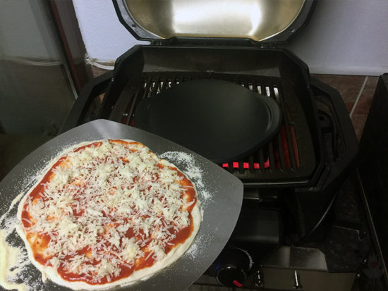 Pizza Weber PULSE Pizzaschieber