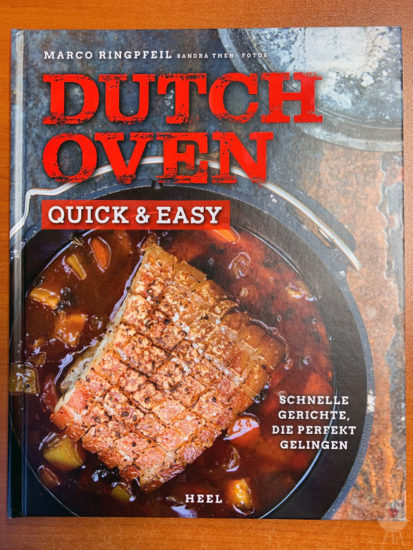 Dutch Oven quick & easy Cover