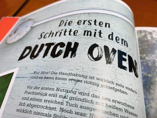 Dutch Oven quick & easy Erste Schritte