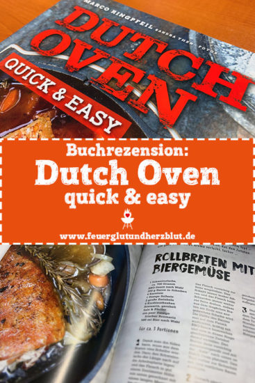 Buchrezension: Dutch Oven quick & easy
