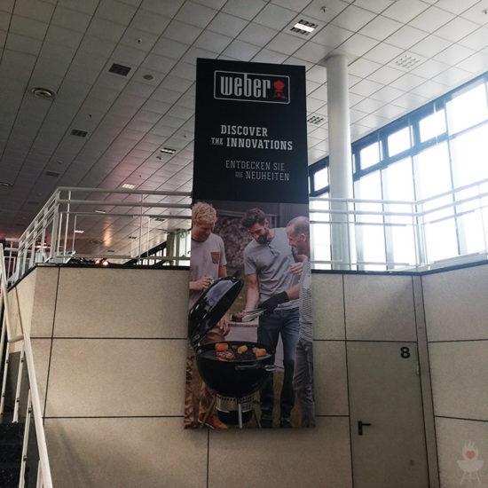 Weber-Banner Neuheiten 2018/2019