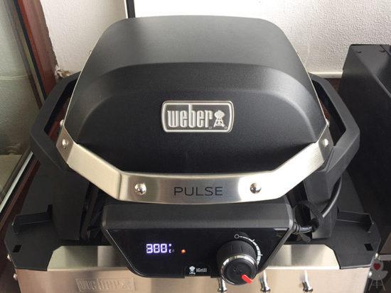 Weber PULSE 1000 - 300 Grad