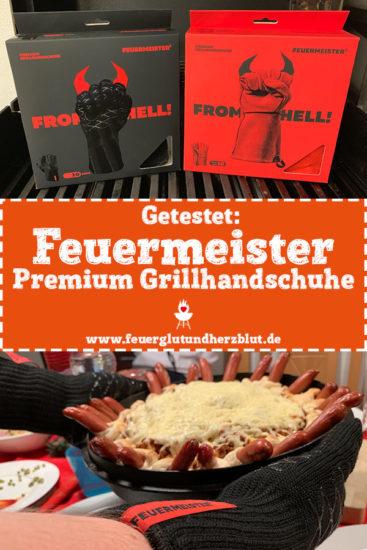 Getestet: Feuermeister Premium Grillhandschuhe