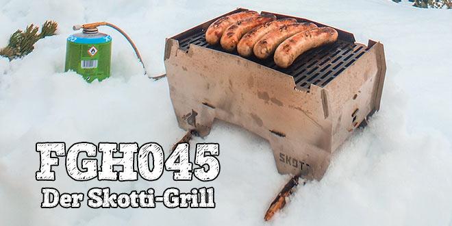FGH045 -Der Skotti-Grill - Artikelbild