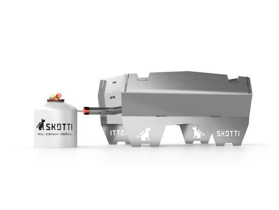 Skotti-Grill