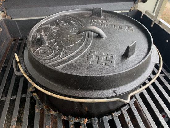 Pfundstopf-Rezept Dutch Oven - ft9 von Petromax