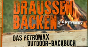 Draußen backen - Das Petromax Outdoor-Backbuch - Artikelbild