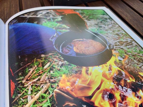 Lagerfeuerküche - Grillen, kochen, backen auf offener Flamme - Fotos