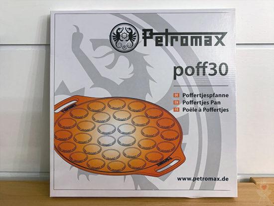 Petromax Poffertjespfanne Verpackung