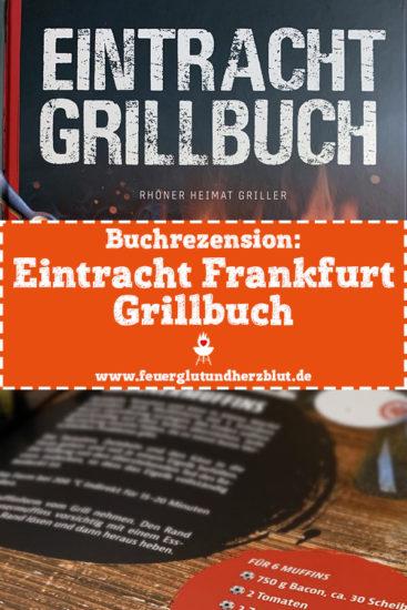 Buchrezension: Eintracht Frankfurt Grillbuch