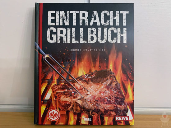 Eintracht Frankfurt Grillbuch Cover