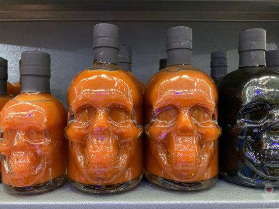 Saus.Guru Totenkopfflaschen