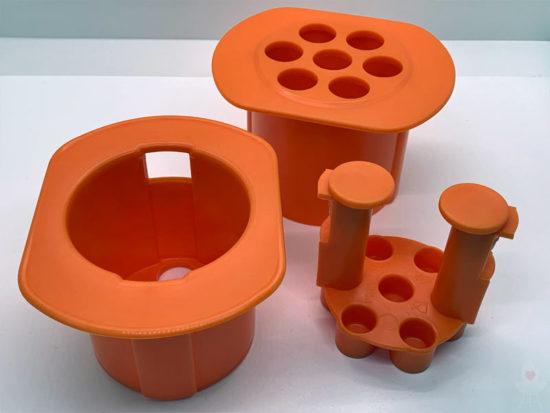 Cevapomaker Einzelteile