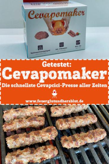 Getestet: Cevapomaker - Die schnellste Cevapcici-Presse aller Zeiten