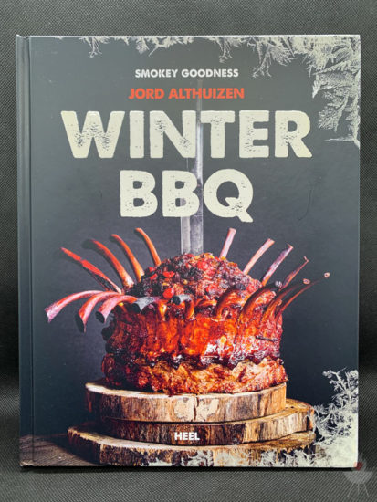 Winter BBQ - Cover