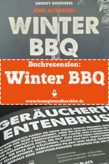 Buchrezension: Winter BBQ