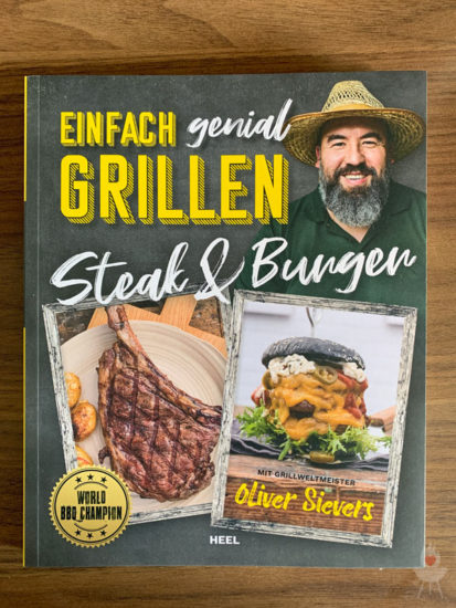 Einfach genial Grillen: Steak & Burger Cover