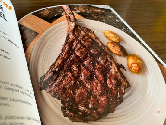 Einfach genial Grillen: Steak & Burger Foodfoto